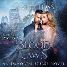 Blood Laws Immortal Curse Series, Book 1
