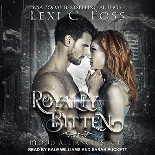 Royally Bitten Blood Alliance, Book 1
