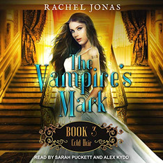 Cold Heir Vampire's Mark Series, Book 3