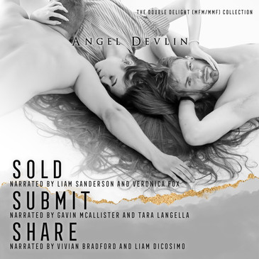 The Double Delight Complete Collection by Angel Devlin