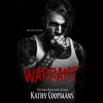 Warrant A Vindicator Series Novel, Book 2