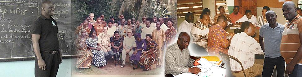 Le personnel du collège St Jean Bosco