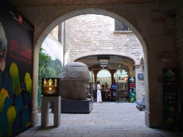 Toltecas en Museo Babier Barcelon