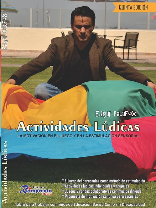 Actividades Lúdicas. El Juego del Paracaídas.