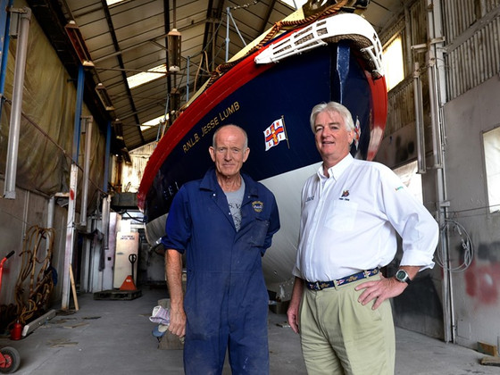 Heritage Lottery Grant for Isle of Wight's Classic Boat Museum