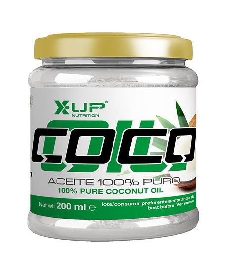 Aceite de coco 100% puro