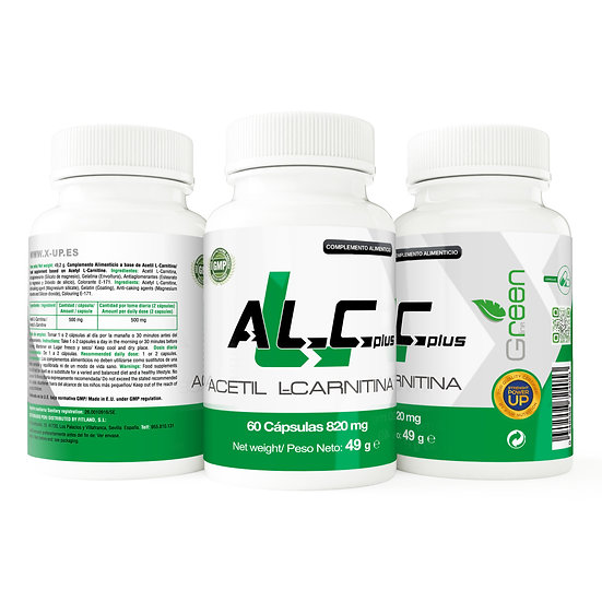 ALC plus Acetil L-Carnitina