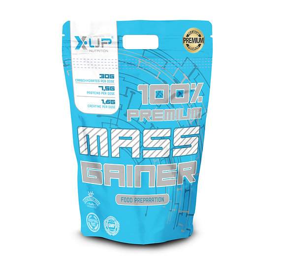 MASSGAINER Premium 7200 gr