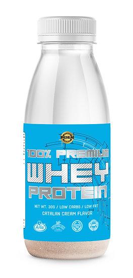 mono dosis 30 gr 100% WHEY PROTEIN Premium