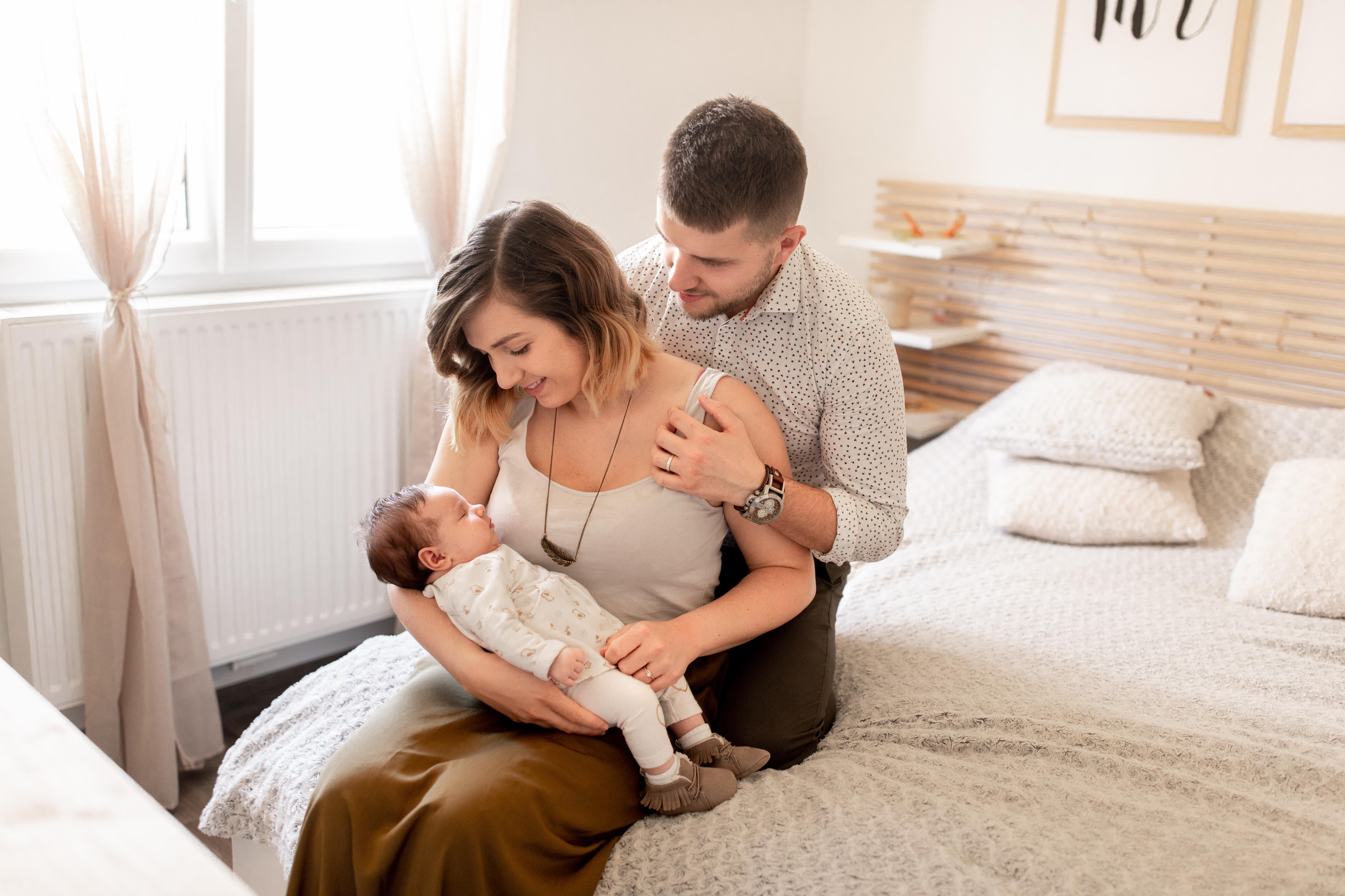 photographe grossesse lifestyle naissance reims bezannes bébé