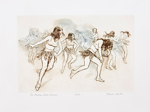 The Albertina Rasch Dancers