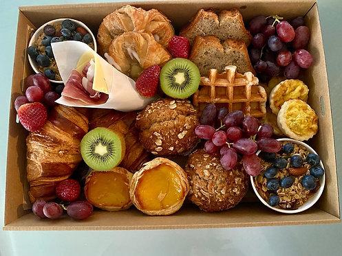 Breakfast/Brunch Gourmet Grazing Box