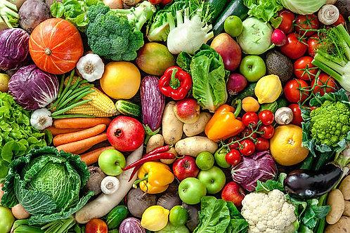 Seasonal Fruit & Vegetable Box
