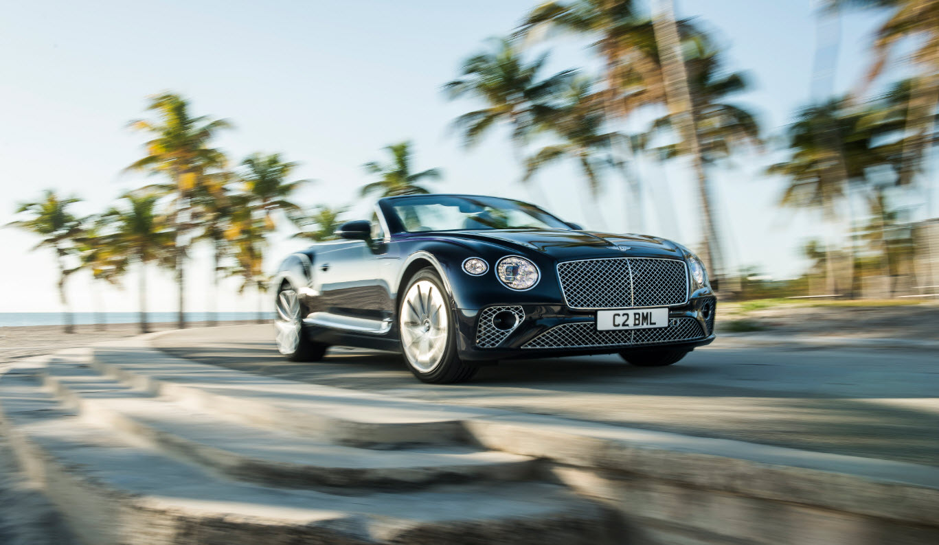 Bentley Continential GTC 2020