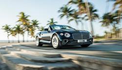 Bentley Continential GTC 2020