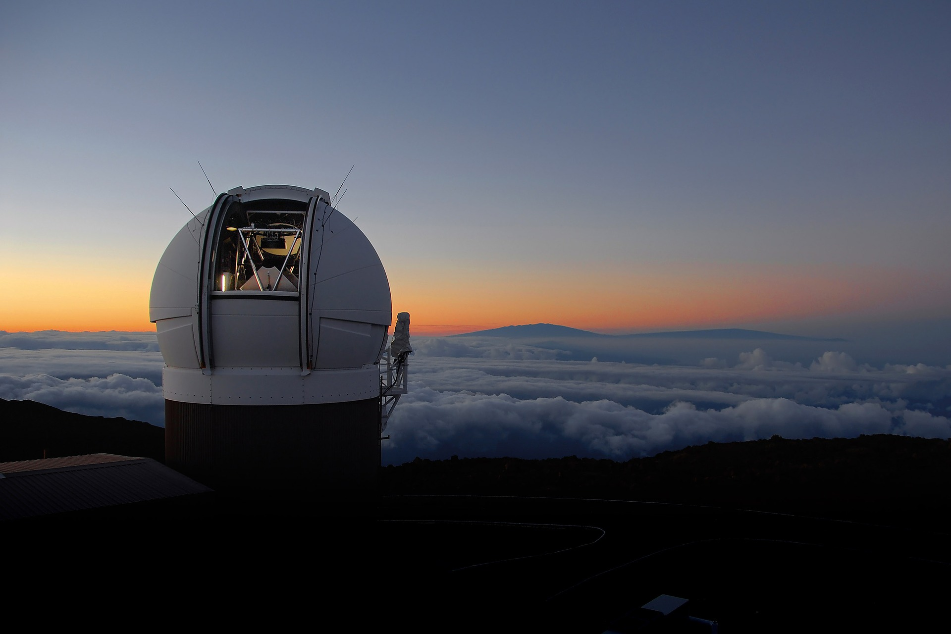 Above the Clouds Observatory