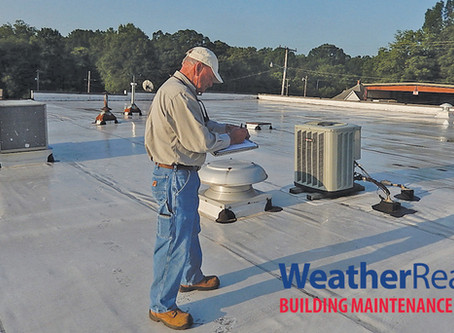 Is Your Commercial Roof & Building Exterior Ready For Fall and Winter?