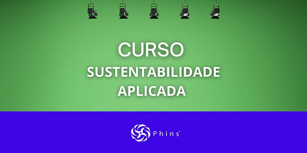 CURSO ONLINE: Sustentabilidade Aplicada