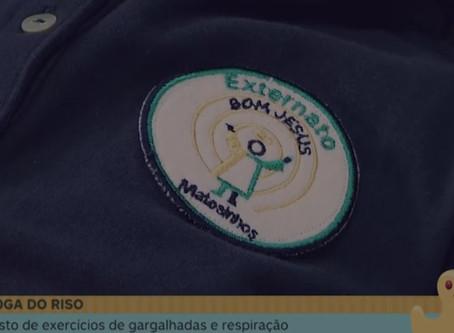 PORTO CANAL | FILHOS & CADILHOS | YOGA DO RISO