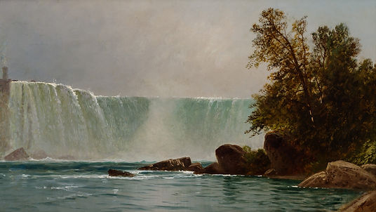 ALFRED THOMPSON BRICHER - NIAGARA FALLS