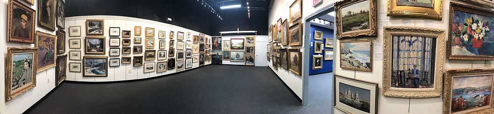 Auction Gallery Preview of Paintngs, Drawings, Sculpture and Fine Art