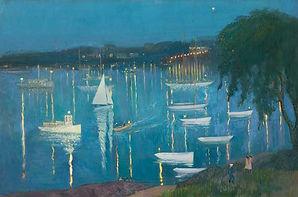 LEVER, RICHARD HAYLEY  American (1876-1958)