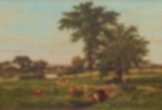 George Inness | Midsummer | Landscape