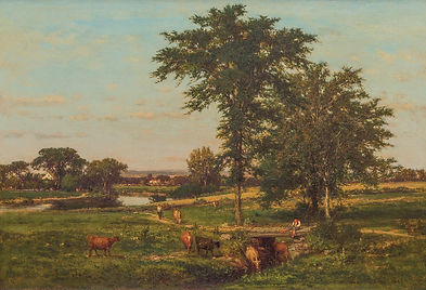 George Inness   Midsummer   Landscape