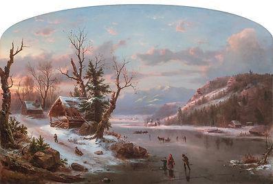 Regis Francois Gignoux   Winter