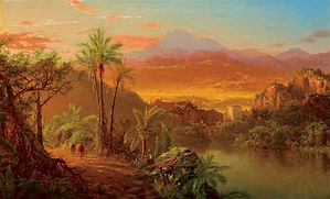 LOUIS REMY MIGNOT  American (1831-1870)