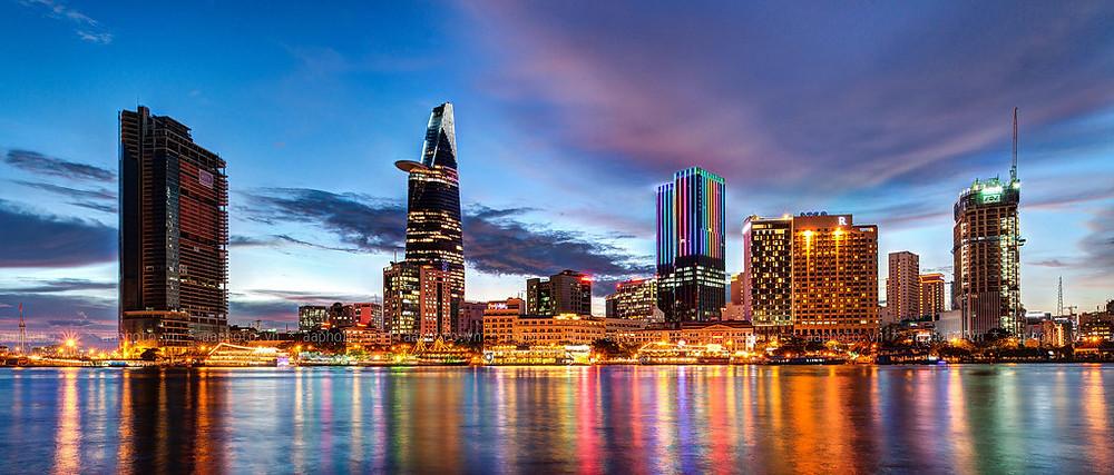 Saigon/ Ho Chi Minh City