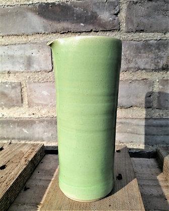 Cylinder mælkekande i grøn