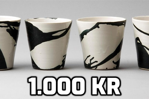 Gavekort på 1.000 kr