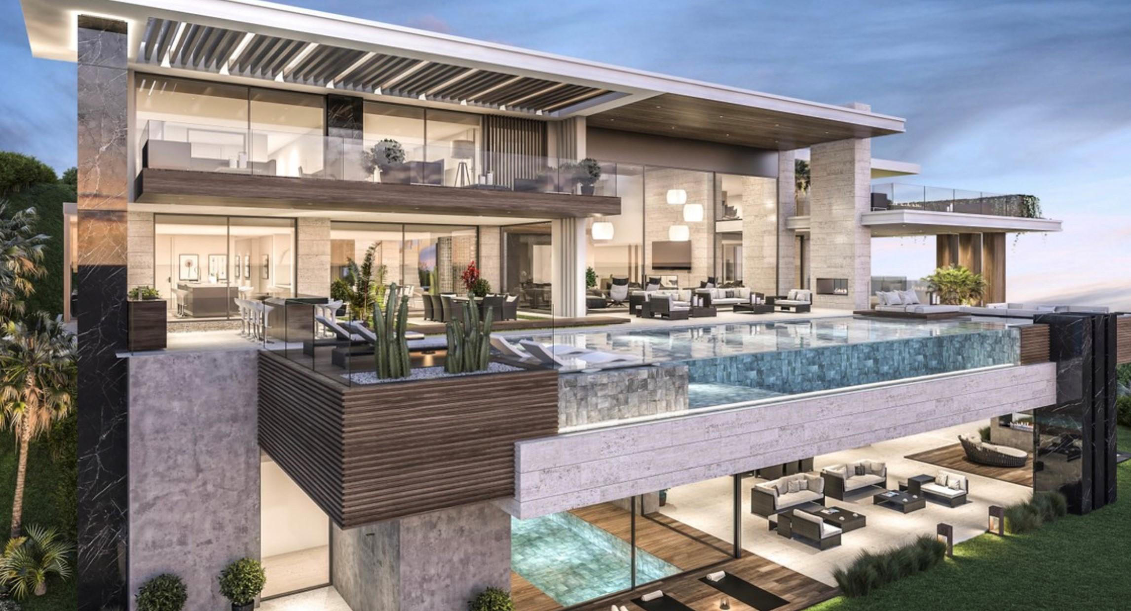 Benahavis villa €8.900.000