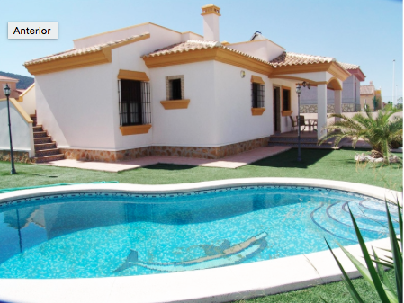 Guardamar villa's vanaf €177.000