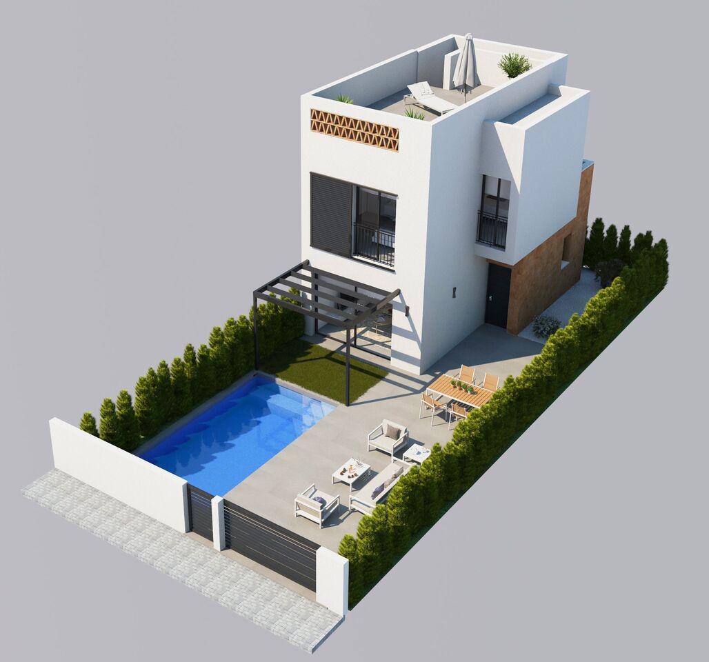 Benijofar villa's vanaf €179.000