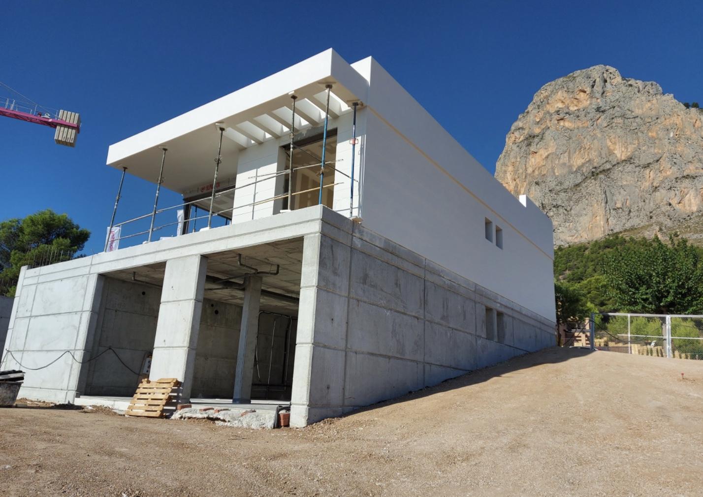 Polop villa €198.000