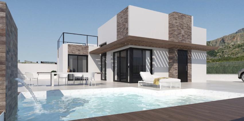Polop villa €290.000