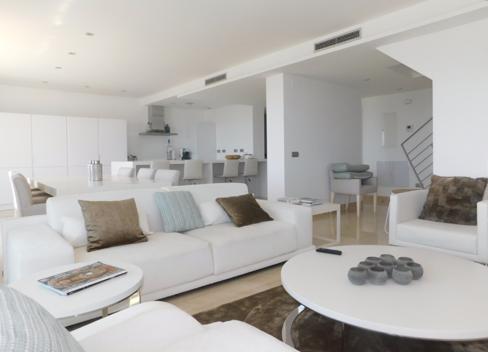 Benahavis penthouse €850.000