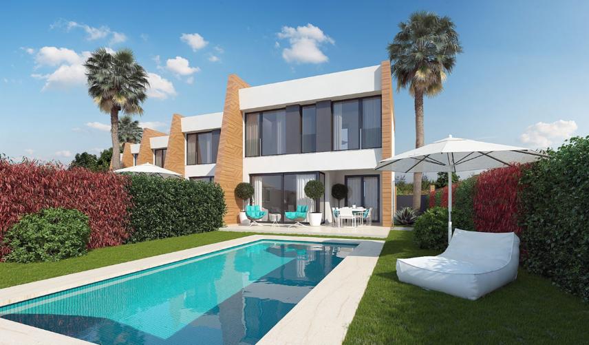 Villamartin townhouses €345.000
