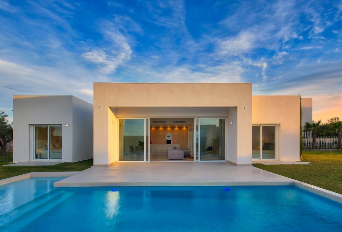 Las Colinas villa's vanaf €545.000