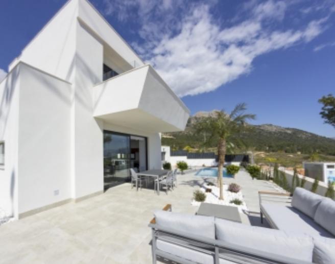 Polop villa's op maat vanaf €285.000