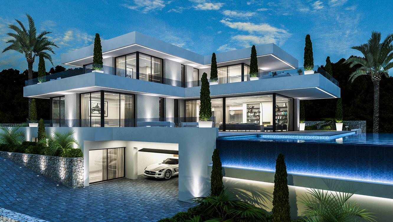 Denia luxe villa €2.165.000