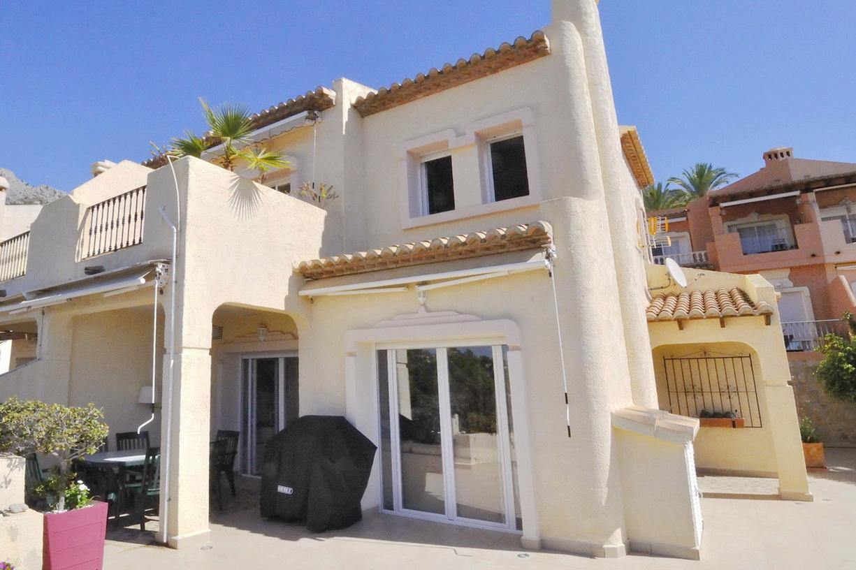 Altea Hills villa verkocht