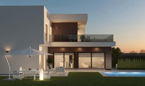 Roda villa €298.000