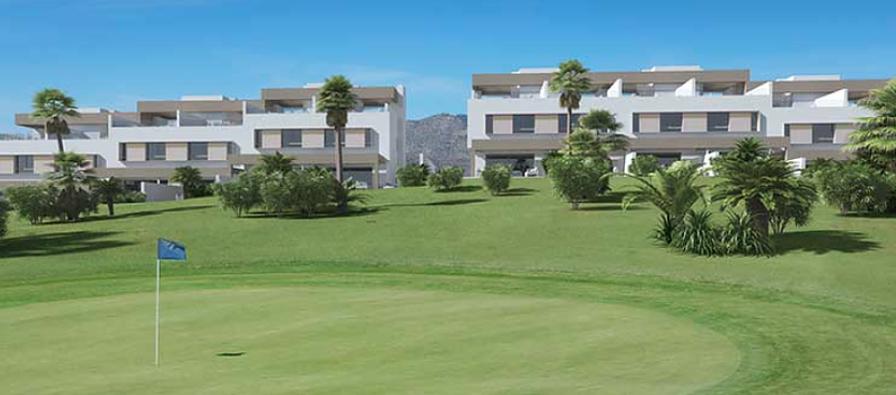 Mijas townhouses €470.000