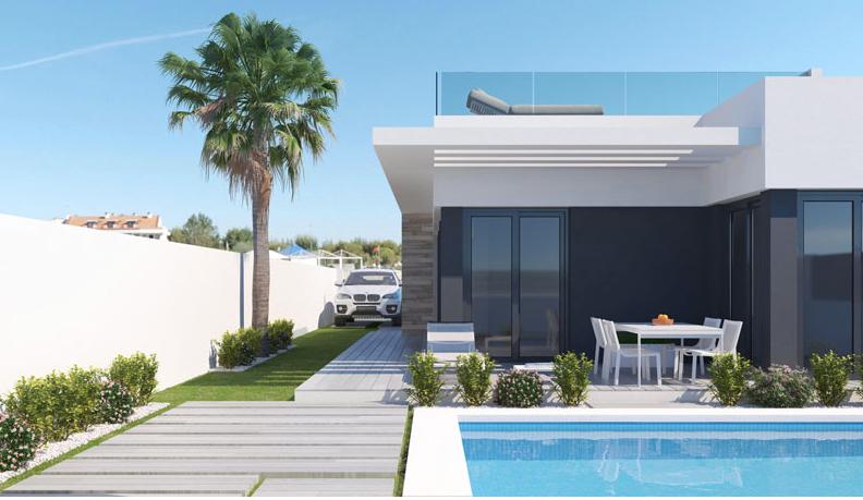Vistabella villa's vanaf €159.900