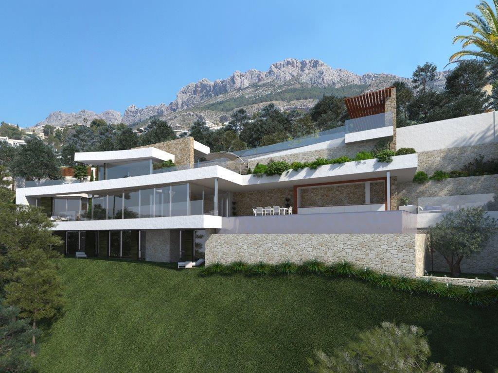 Altea villa's vanaf €685.000