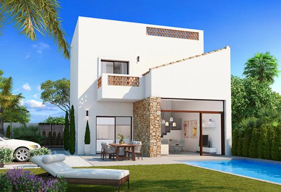Benijofar villa's vanaf €232.900