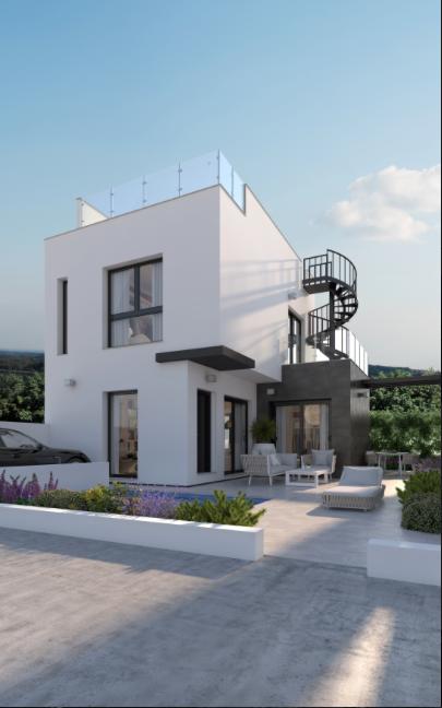 Villamartin villa's vanaf €229.000
